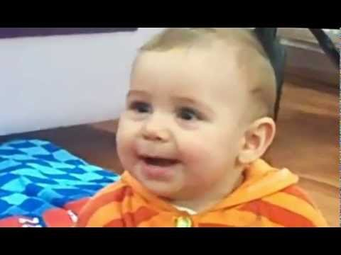 Funny Babies Laughing NEW VİDEOS 2012