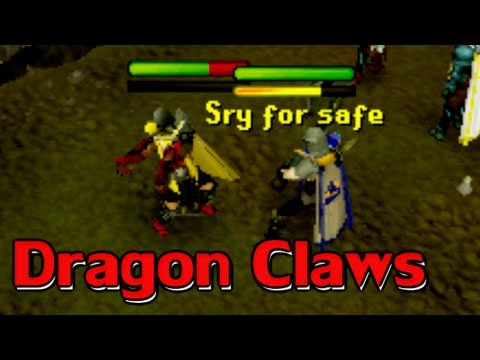"""Runescape Sparc Mac's """"Deadly"""" Dragon Claw Pking! [Testing Abilities Vid 3]"""