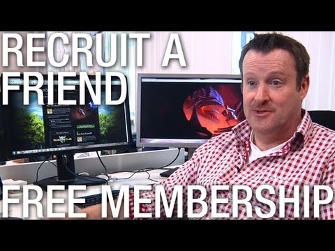 BTS#32 – Recruit a Friend on RuneScape