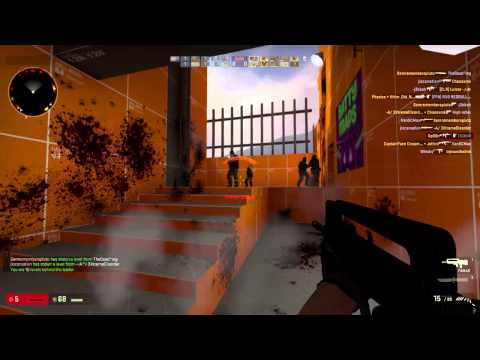 Counter Strike Global Offensive GUNGAME OCT 11