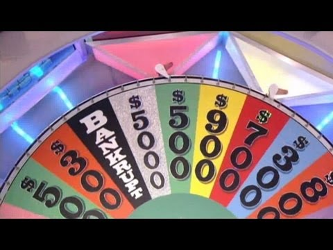 Wheel of Misfortune: Mistake Costs Game Show Contestant Thousands