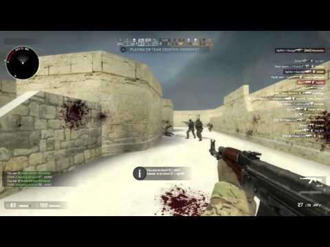 Counter Strike Global Offensive GUNGAME August part 1