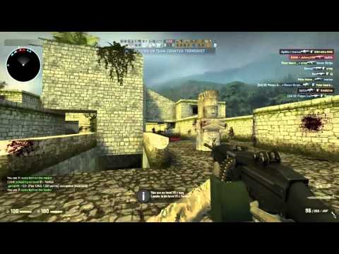 Counter Strike Global Offensive GUNGAME August part 2