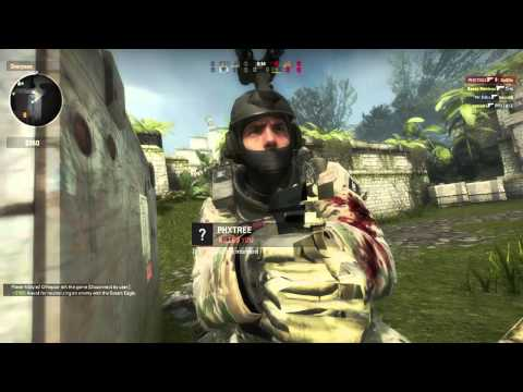 Counter Strike Global Offensive Arms race with Gassy and Eatmydiction 3