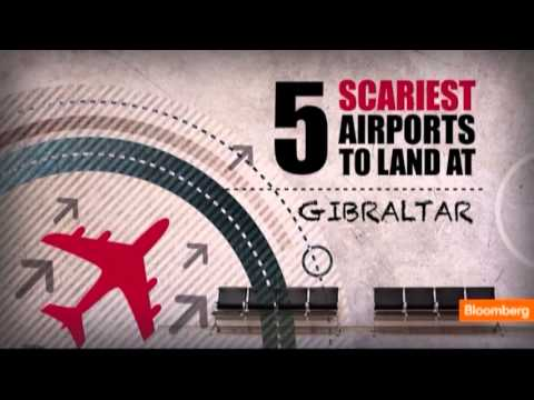 Best of 2012: The Scariest Airports to Land a Plane