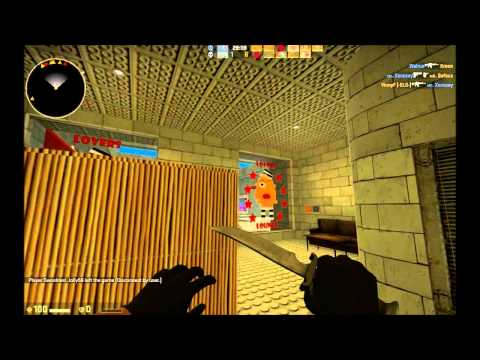 Lets Play Jailbreak on Counterstrike global offence w/ sunnimja and mantowalt part 1