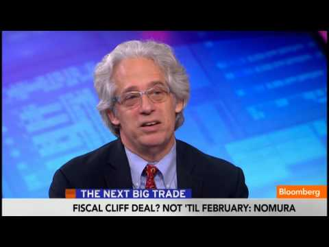 A Fiscal Cliff Deal? Not Until February: Nomura