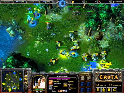 WarCraft 3 – 2v2 – Human Orc vs Human Orc – G3 – WC380