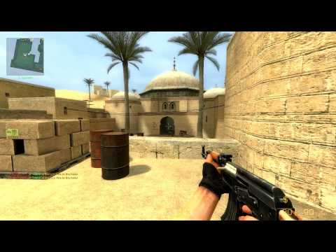 Render Test: Live CounterStrike Source ft. Bropile