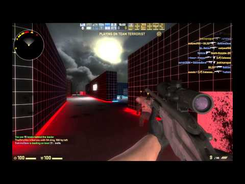 Counterstrike: GO (Global offensive) Gaming computer quality test