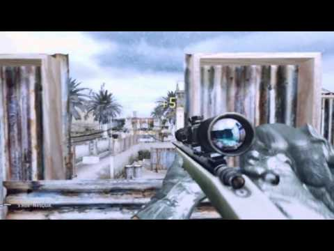 """Happy Christmas"" COD 4 Frag Clip By actie"