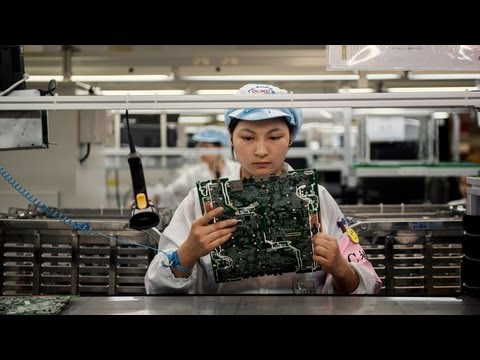 The iEconomy: Factory Upgrade – Apple News 2012