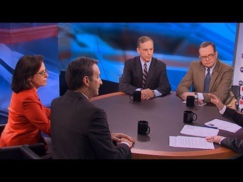 How is President Obama Handling the Fiscal Cliff Negotiations? 'This Week' Roundtable