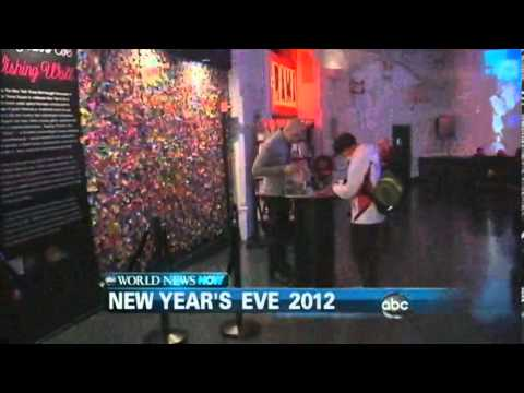 WEBCAST: New Year's Eve 2012!
