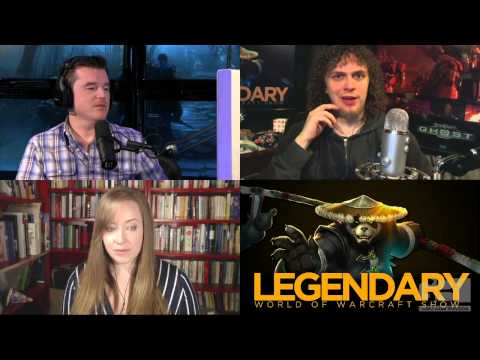 Legendary (The World of Warcraft Show) Ep108: The Treasure Room!