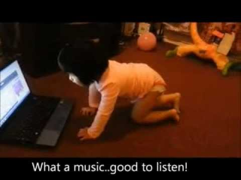 Funny Babies Videos – Lol Kids Scary Moment with Laptop