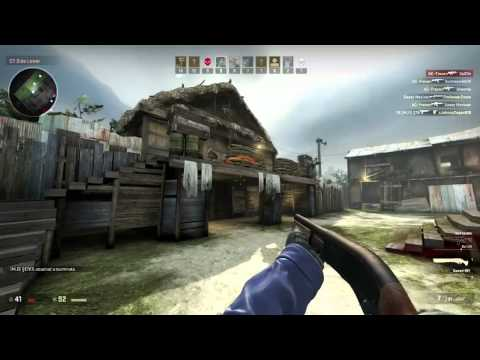 Counter Strike Global Offensive Arms race with Gassy and Eatmydiction