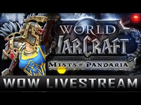 World of Warcraft – Warrior – Sub Requested | Warrior Patch 5.1 | Game Time!