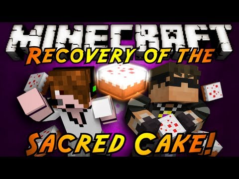 Minecraft: Recovery of the Sacred Cake Part 2!