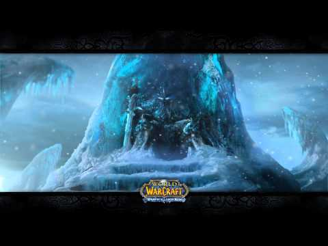 World of Warcraft – The Frozen Throne – Animated Wallpaper