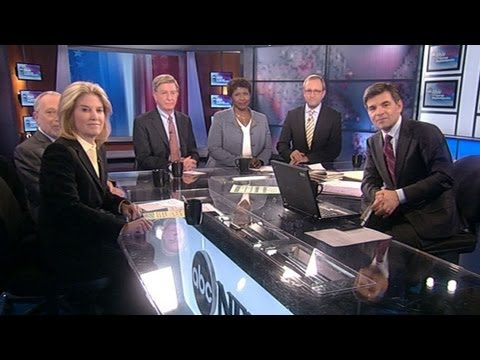 Fiscal Cliff Aftermath, Future of America's Economy:'This Week' Roundtable