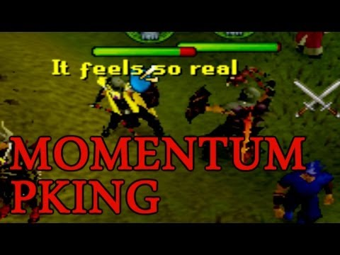 Runescape Sparc Mac's Momentum Pking! – Definitely Different.