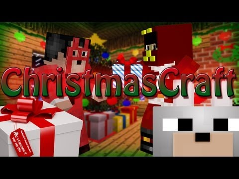 Minecraft Mods – ChristmasCraft 1.4.6 Ft. SlyFoxHound and Burnalex Review and Tutorial