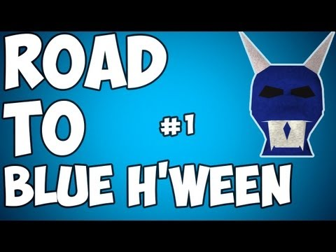 RuneScape – Road To Blue H'Ween Mask From Scratch – Episode 1 – Commentary