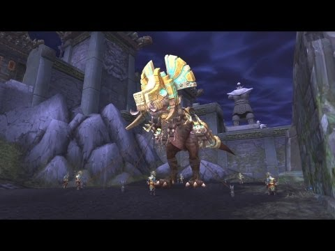 World of Warcraft – Patch 5.2 Teaser