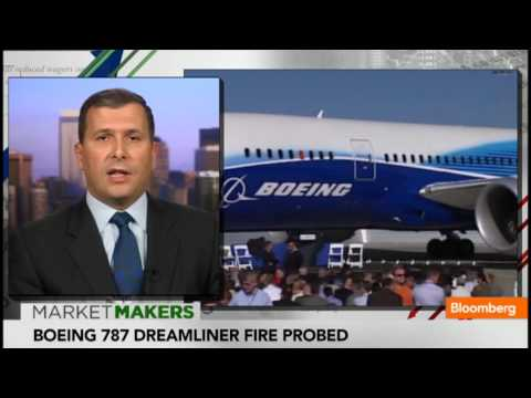 Boeing 787 Fire a `Serious Event,' Merluzeau Says