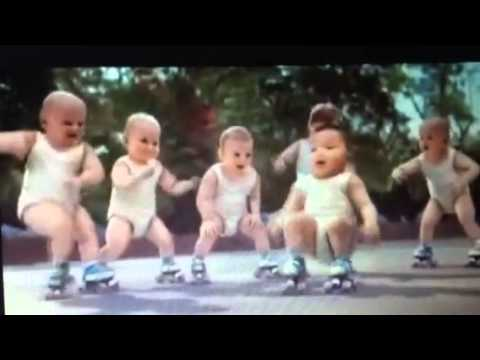 baby dance CUTE VIDEO FUNNY BABIES ENTERTAINING