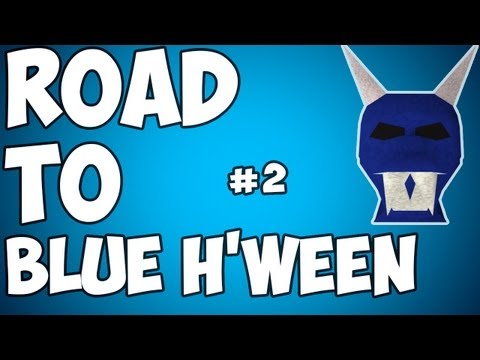 RuneScape – Road To Blue H'Ween Mask From Scratch – Episode 2 – Commentary