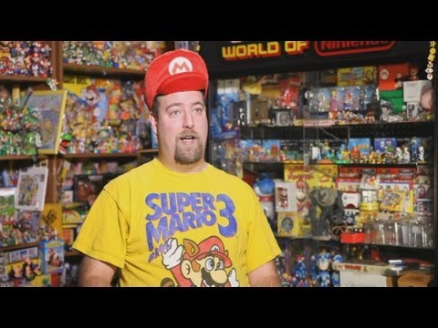 Guinness World Records: Largest collection of videogame memorabilia