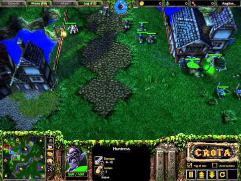 Tiger (NE) vs Th000 (HU) – G1 – WarCraft 3 – WC387